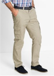 Pantalon cargo traitement Teflon Regular Fit Straight, bpc selection, sable