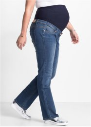 Jean de grossesse mini-bootcut, bpc bonprix collection, bleu stone