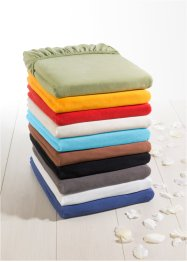 Drap-housse Jersey First  Class 40 cm, bpc living, mangue
