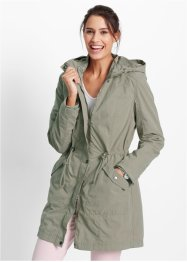Manteau-parka 3en1, bpc bonprix collection, new kaki