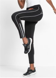 Pantalon running thermo, bpc bonprix collection, noir