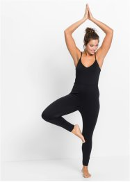 Tenue de yoga, bpc bonprix collection, noir