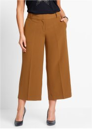 Pantalon ample 7/8, bpc selection, bronze