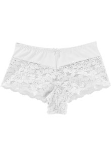 Culotte, bpc selection, blanc