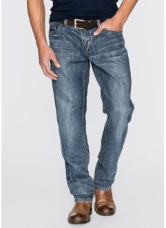Jean Regular Fit Straight, John Baner JEANSWEAR, bleu