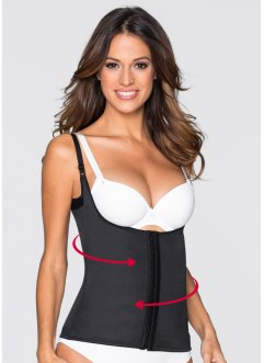 Corset, bpc bonprix collection, noir