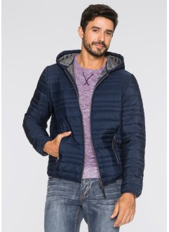 Veste matelassée Regular Fit, bpc bonprix collection, bleu foncé