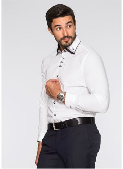 Chemise business Regular Fit, bpc selection, noir