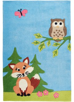 Tapis enfant Tom, bpc living, multicolore