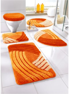 Tapis de bain Finja, bpc living, orange