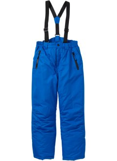 Pantalon de ski, bpc bonprix collection, bleu azur/noir
