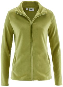 Veste polaire, bpc bonprix collection, vert cactus