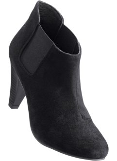 Bottines basses, bpc bonprix collection, noir