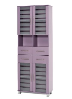 Armoire large Ted, bpc living, mauve