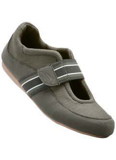 Ballerines sport, bpc bonprix collection, olive