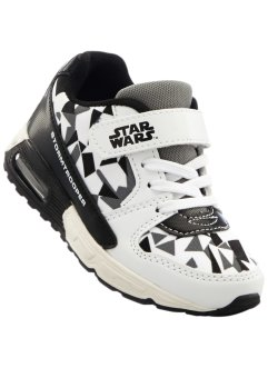 "Sneakers ""STAR WARS"", bpc bonprix collection, noir/blanc/gris"
