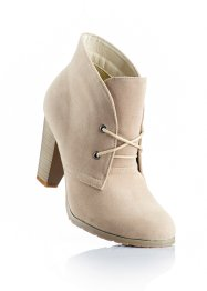 Bottines, John Baner JEANSWEAR, beige