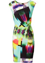 Robe T-shirt, BODYFLIRT, multicolore imprimé