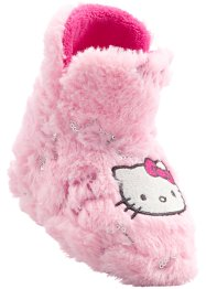 Chaussons, Hello Kitty, rose