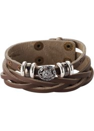 Bracelet Elisa, bpc bonprix collection, marron