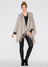 Poncho uni, bpc bonprix collection