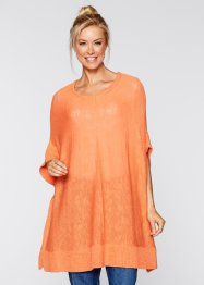Poncho en fil flammé, bpc bonprix collection