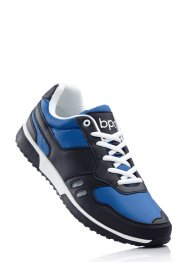 Tennis, bpc bonprix collection, noir/bleu azur