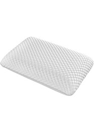 Coussin réversible Thermo-Fit-Confort, bpc living, blanc
