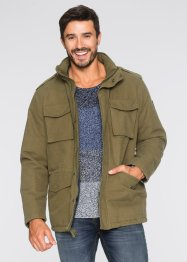 Parka militaire légèrement rembourrée Regular Fit, bpc bonprix collection
