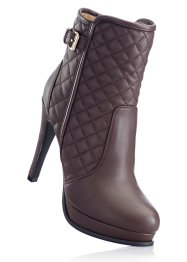 Bottines, BODYFLIRT, marron