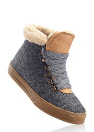 Bottines d'hiver, bpc bonprix collection, anthracite