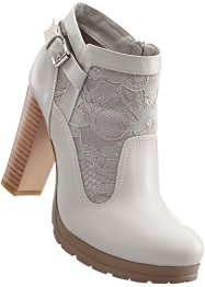 Bottines, bpc selection, gris
