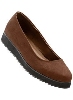 Ballerines, bpc bonprix collection, marron