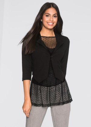 Blazer sweat court, BODYFLIRT