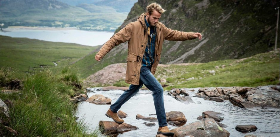 Homme - Tendances & occasions - Collections - Highlands