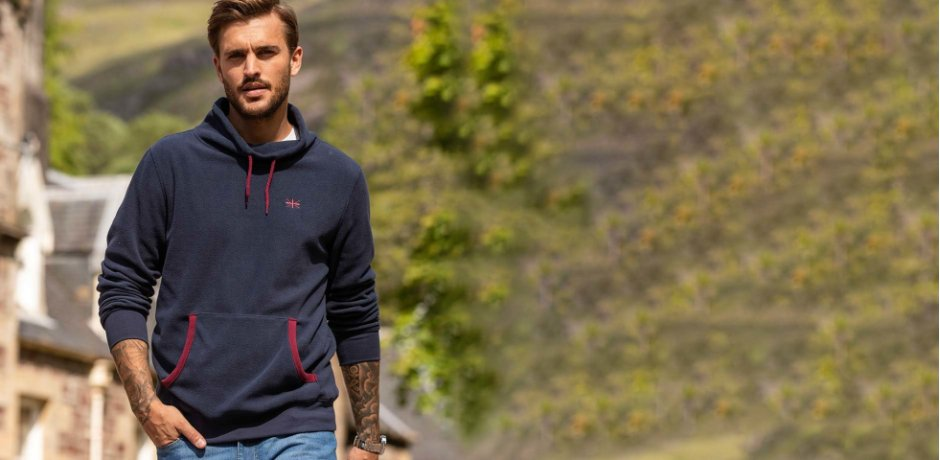 Homme - Tendances & occasions - Collections - Thermo & polaires