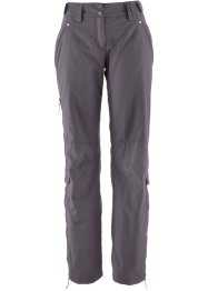 Pantalon fonctionnel outdoor, bpc bonprix collection, anthracite