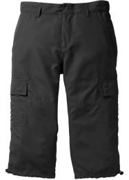 Pantalon cargo 3/4 Loose Fit, bpc bonprix collection