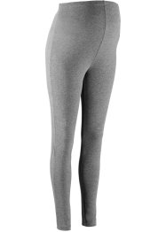 Legging de grossesse, bpc bonprix collection, gris chiné