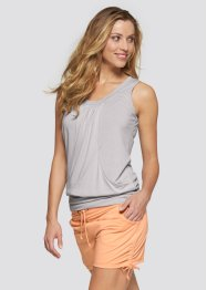 T-shirt de relaxation, bpc bonprix collection, argent mat