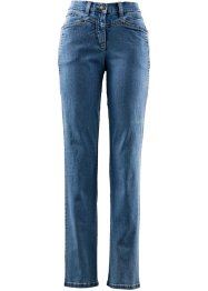 Le pantalon extensible, bpc selection, bleu stone