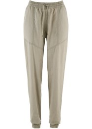 Pantalon cargo en lin, bpc bonprix collection