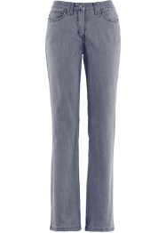 Jean extensible ample, bpc bonprix collection, gris denim