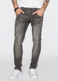 Jean super extensible Skinny Fit Straight, RAINBOW