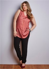 Blouse sans manches, BODYFLIRT, marron marsala