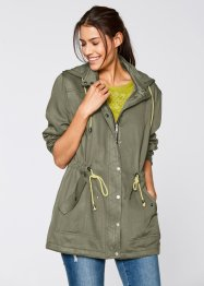 Parka, bpc bonprix collection, olive