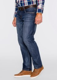 Jean Loose Fit Straight, John Baner JEANSWEAR, bleu