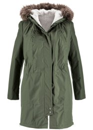 Manteau 2 en 1, bpc bonprix collection, olive foncé