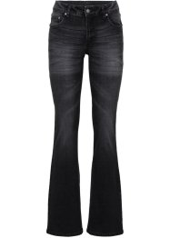 Jean extensible Flared, BODYFLIRT, gris denim