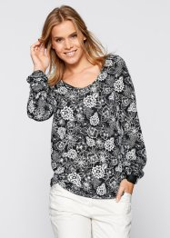 Blouse imprimée, bpc bonprix collection